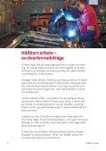 Hållbart arbete – så utvecklar vi arbetet - IF Metall - Page 2