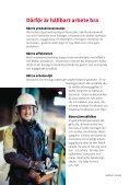 Hållbart arbete – så utvecklar vi arbetet - IF Metall - Page 4