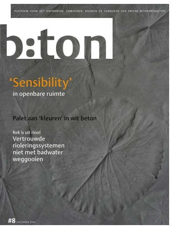 'Sensibility' - Bureau Bruggink