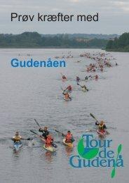 Indbydelse til Tour de Gudenåen 2012 - Holte Roklub