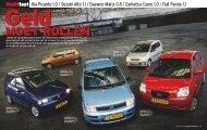 Multitest Multitest Kia Picanto 1.0 /Suzuki Alto 1.1 /Daewoo Matiz 0.8 ...
