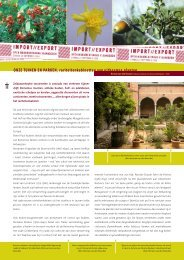 Onze tuinen en parken: rariteitenkabinetten van uitheemse planten