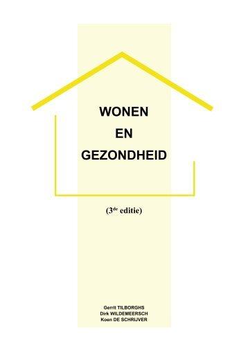 WONEN EN GEZONDHEID De woning is een bepalende - Vlaams ...