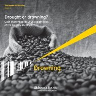 Drought or drowning - CFO innovation ASIA