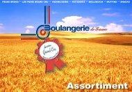 Catalogus Boulangerie de France
