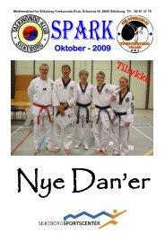 SPARK oktober 2009 - Silkeborg Taekwondo Klub