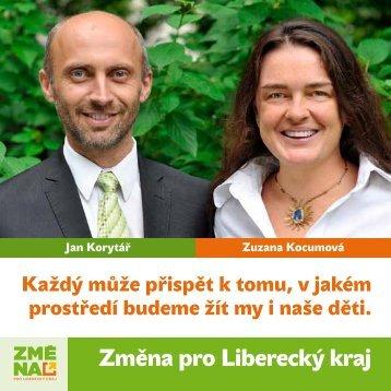Liberec (verze 2) - Změna