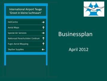 International Airport Teuge - Raad Zutphen
