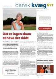 Dansk kvæg nyt nr 15 2009