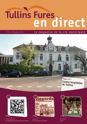 Le magazine de la vie municipale - Ville de TULLINS