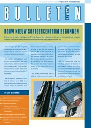 Bulletin nr. 2, maart 2007 - Stichting Batterijen