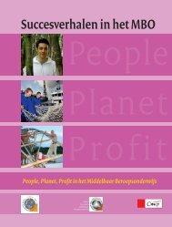 Succesverhalen in het MBO - Leren voor Duurzame Ontwikkeling