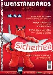 PDF: Webkrauts - Ausgabe 06/2010