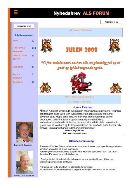 ALSFORUM_DECEMBER 08 - ALS Gruppen Vestjylland