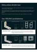 Hitta stilen till ditt hus - Velfac - Page 3