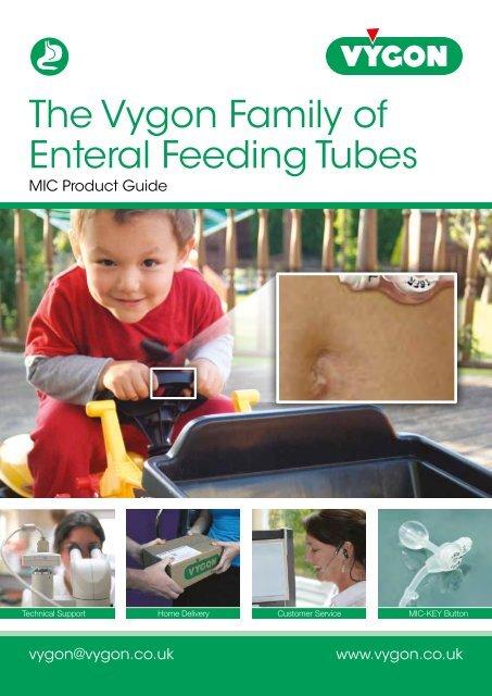 Enteral Feeding Tubes - Vygon (UK)