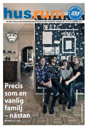 Läs Hus & rum här – öppnas i nytt fönster som pdf - Alingsås Tidning