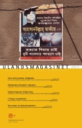 Oktober 2004 Faglige rettigheder er menneskerettigheder