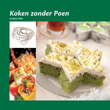 Koken zonder Poen - Kwartiermakersfestival Arnhem