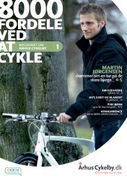 8000 fordele ved at cykle (pdf 4 MB) - CO2030.dk