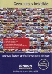 Brochure auto TOP - Helviass Verzekeringen BV