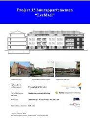informatie brochure leefdael deel hurks - Woningbedrijf Oirschot
