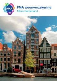Download onze brochure als PDF - PMA woonverzekering