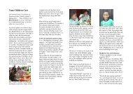 Tana Children Care - Foreningen Jysk Børneforsorg