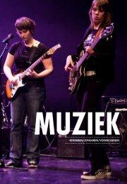 MuZieK - Centrum voor de Kunsten Spijkenisse