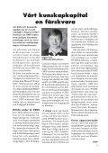 Samla kunskap - omt sweden - Page 3