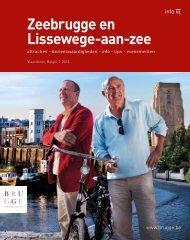 Zeebrugge en Lissewege-aan-zee - Foto Brugge