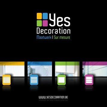 WWW.YESDECORATION.BE