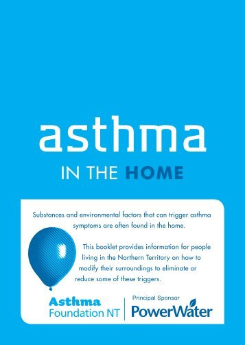 Asthma In the Home - the Asthma Foundation