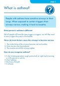 Asthma In the Home - the Asthma Foundation - Page 3