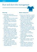 Asthma In the Home - the Asthma Foundation - Page 6