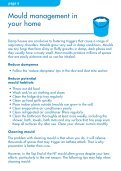 Asthma In the Home - the Asthma Foundation - Page 7