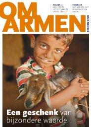 Magazine OmArmen - november 2011 - Red een kind