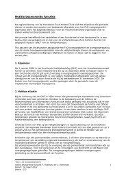 Notitie bezwarende functies.pdf - Brandweer
