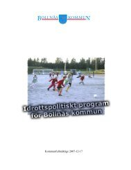 Kommunfullmäktige 2007-12-17 - Bollnäs