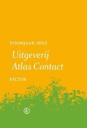 fictie - Atlas Contact