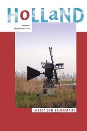 Omslag Holland 2006/2 - Historische Vereniging Holland