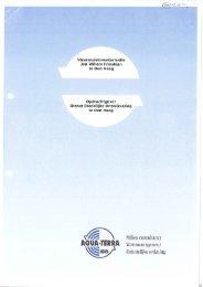 Bijlage 2 Vleermuizenonderzoek - Gemeente Den Haag
