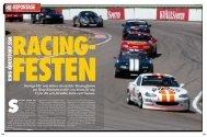 Klicka på bilden för att läsa hela artikel - Svenskt Sportvagnsmeeting