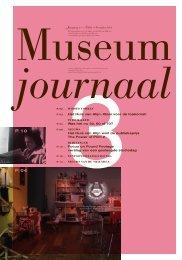 Museumjournaal 3 - Huis van Alijn