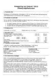 Patologiske og mikrobiologiske undersøgelser af sår hos mink med ...