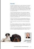 Verksamhetsberättelse 2010 - Svenska Brukshundklubben - Page 3