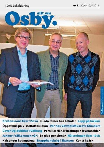Kristenssons firar 150 år Glada miner hos ... - 100% lokaltidning