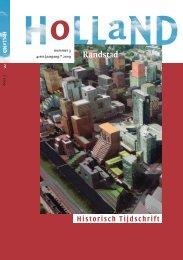 2009-3 Randstad - Historische Vereniging Holland