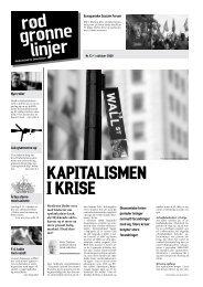 Nye roller Århus demo mod racisme F+L tabte men ... - Enhedslisten