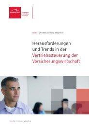 Herausforderungen und Trends in der ... - BearingPoint